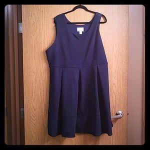3x Simply Emma Navy Blue Dress